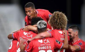 Covid-19: Gil Vicente tem mais nove jogadores e dois elementos do clube infetados