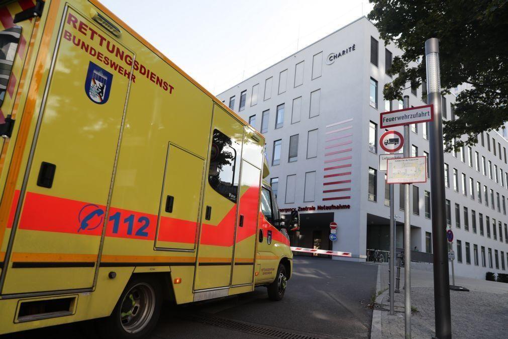 Laboratórios em França e na Suécia confirmam envenenamento de Navalny
