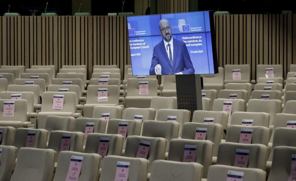 Hong Kong: Lei da segurança nacional causa enormes preocupações à UE -- Charles Michel