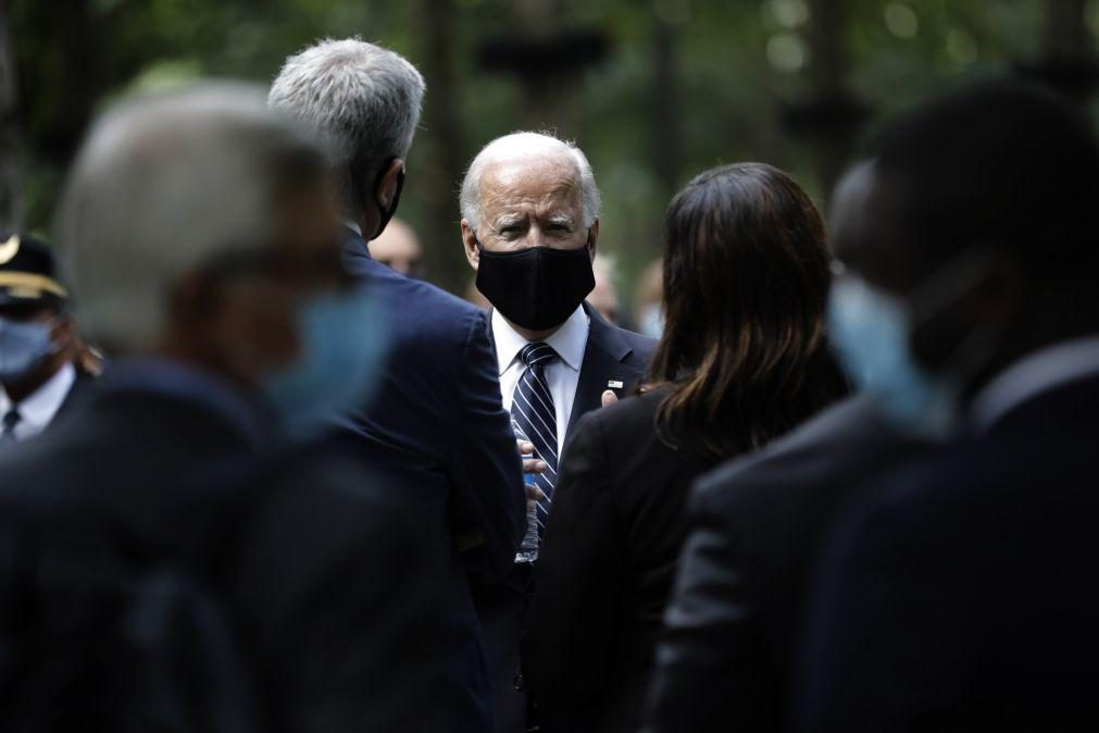 EUA/Eleiçôes: Biden prepara equipa legal para o caso de resultado ser contestado