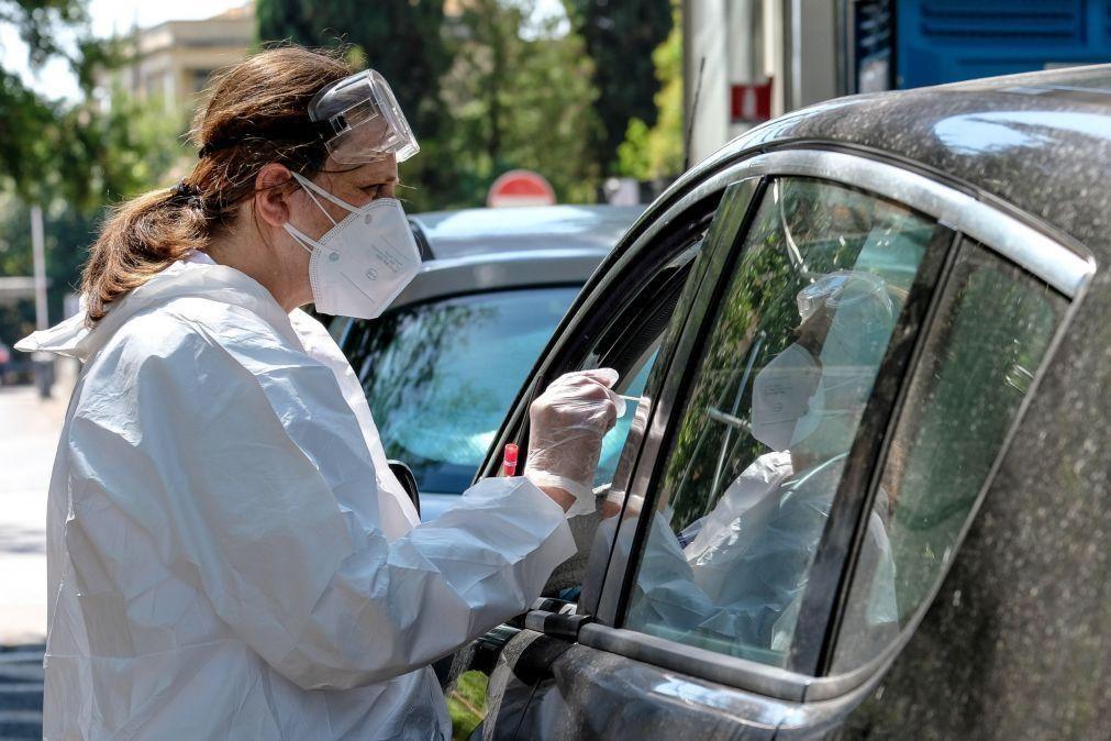 Covid-19: Espanha regista desde sexta-feira 27.404 novos casos e 101 mortes