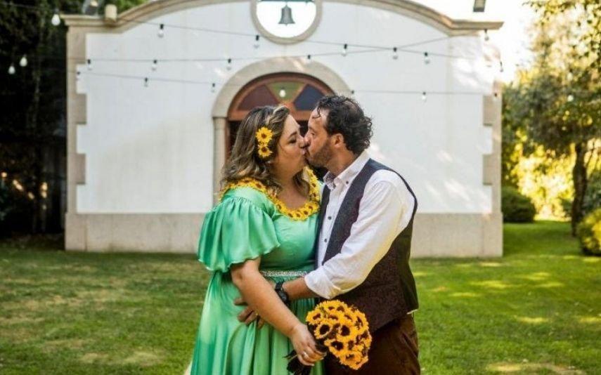O Noivo É Que Sabe. O casamento original de Susana e Octávio