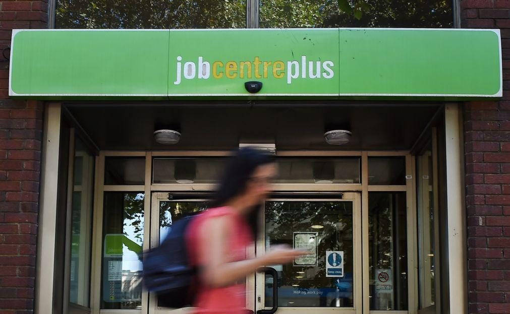Covid-19: Desemprego no Reino Unido aumenta 4,1%