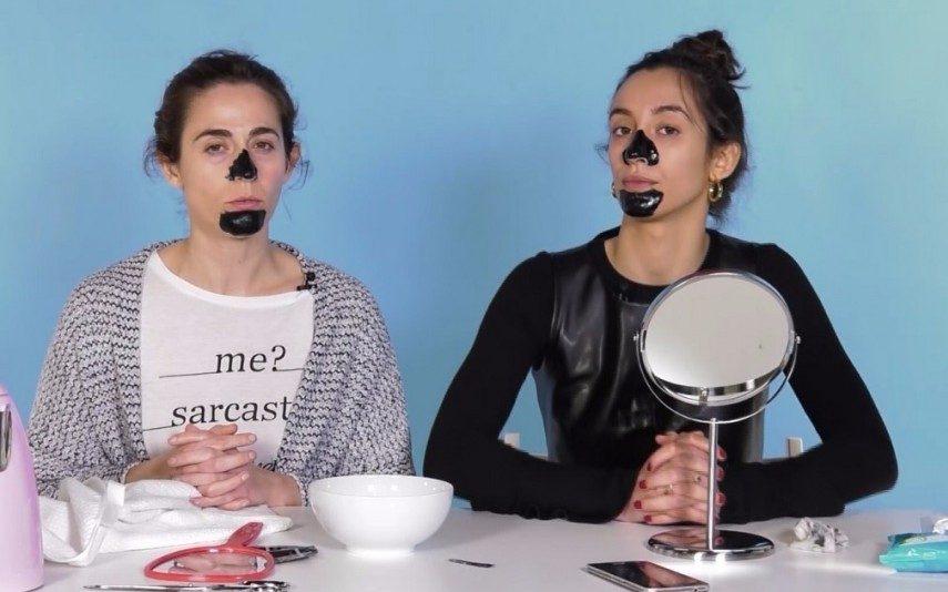 Black Mask Challenge Experimentámos a máscara da moda (vídeo)