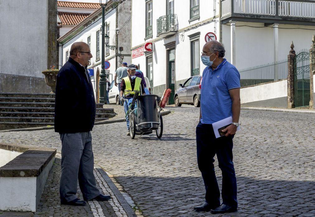 Covid-19: Açores registam novo caso na Terceira e um recuperado em São Miguel