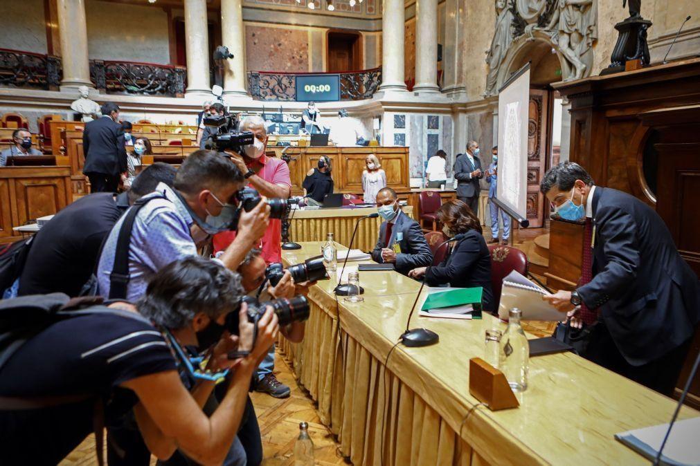 Novo Banco: Ramalho diz que se demite se houver vendas a entidades relacionadas com Lone Star