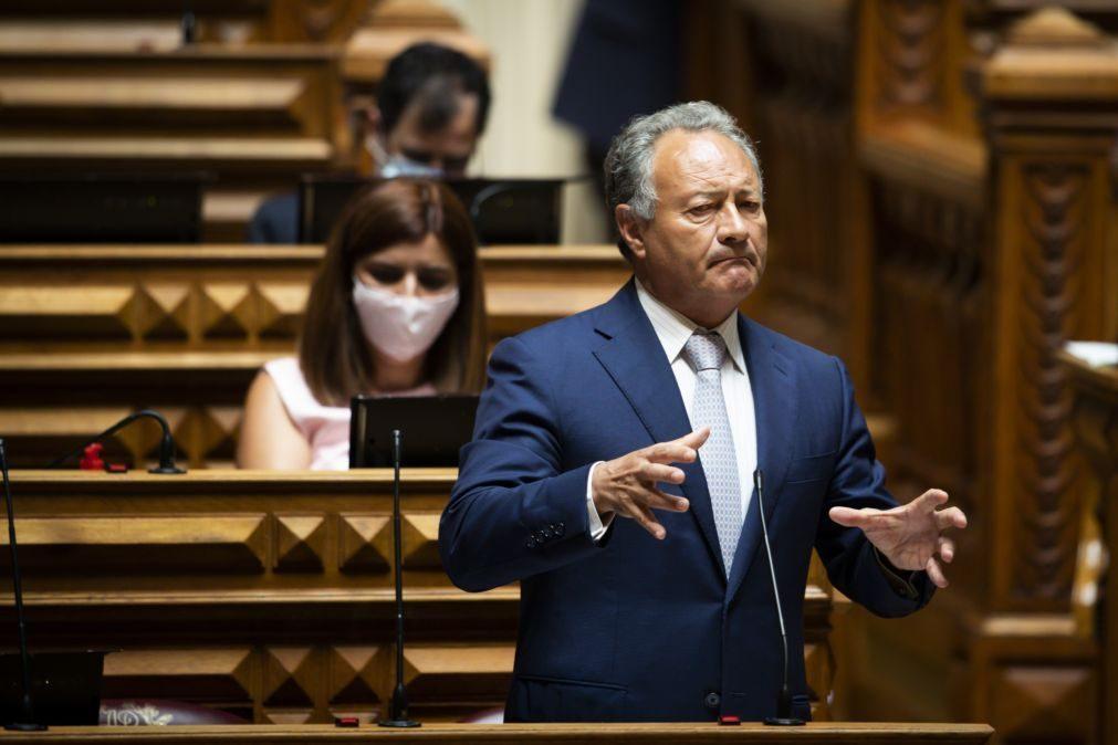 Adão Silva oficializa candidatura à liderança da bandada do PSD e quer unir deputados