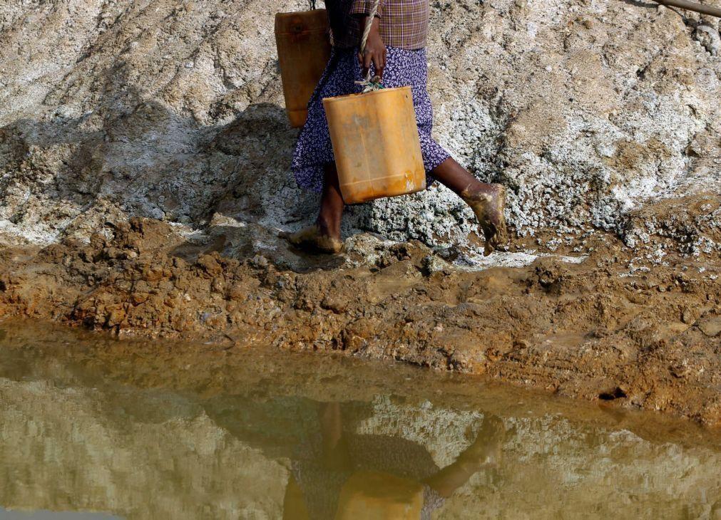Empresa mineira de Moçambique anuncia morte de mineiro ilegal e diz-se preocupada