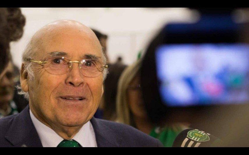 Sousa Cintra reage à detenção do filho: «Espero que seja internado desta vez»