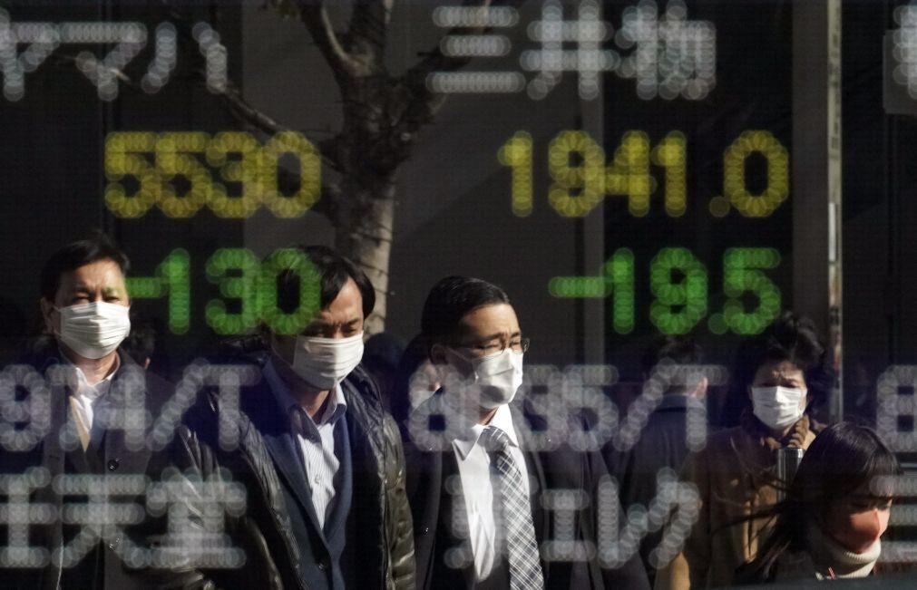 Bolsa de Tóquio abre a perder 0,13%