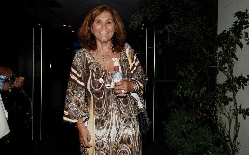 Dolores Aveiro fala sobre o casamento de Ronaldo e Georgina