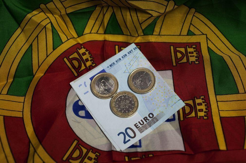 Portugal coloca 1.750 ME em dívida a seis e a 12 meses a juros mínimos