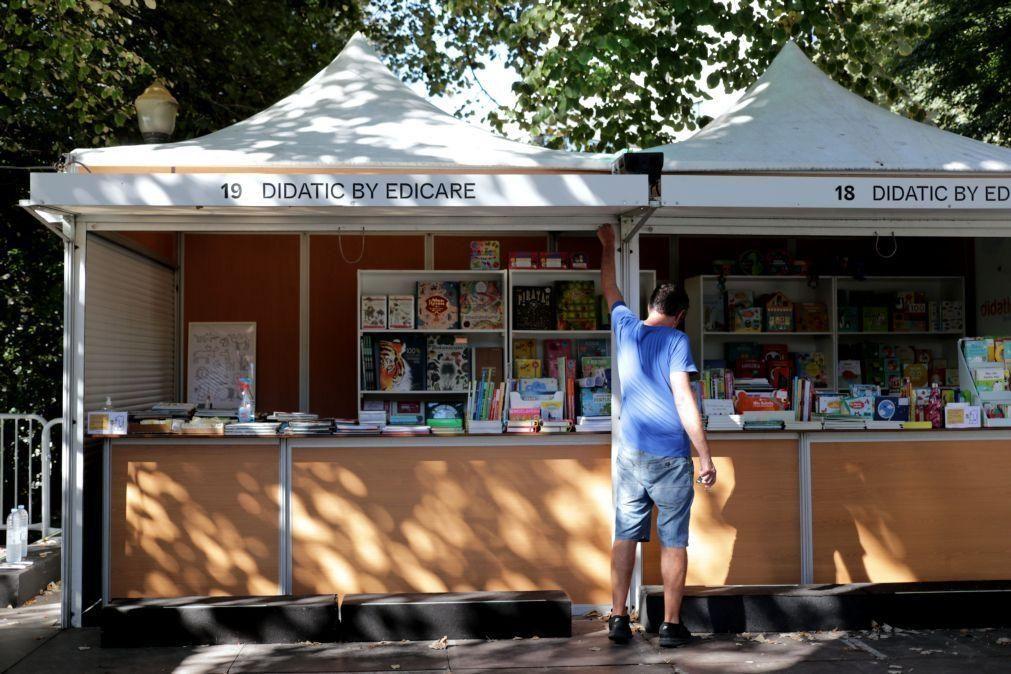 Feira do Livro de Lisboa mantém volume de vendas com menos visitantes - APEL