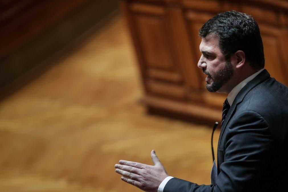 Novo Banco: PS avança com proposta de constituição de comissão parlamentar de inquérito
