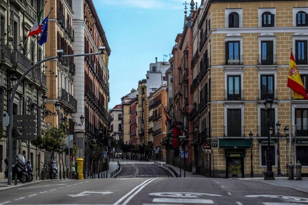 Covid-19: Região de Madrid vai tomar medidas mais drásticas com confinamento seletivo