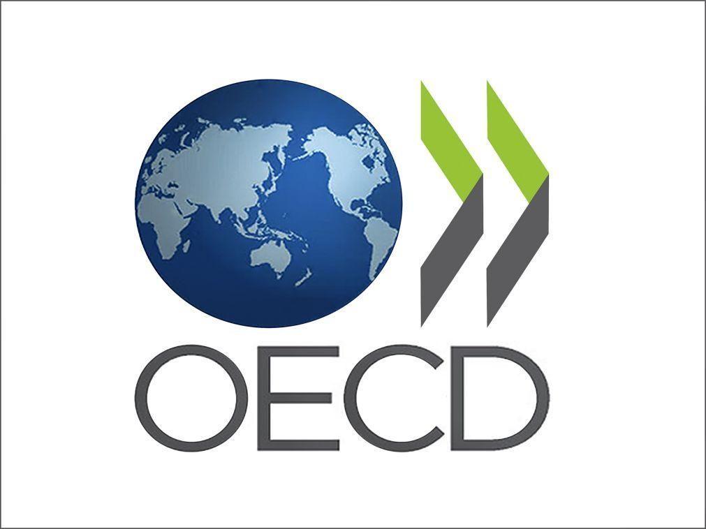 OCDE melhora previsões para 2020, mas prevê uma recuperação lenta da economia