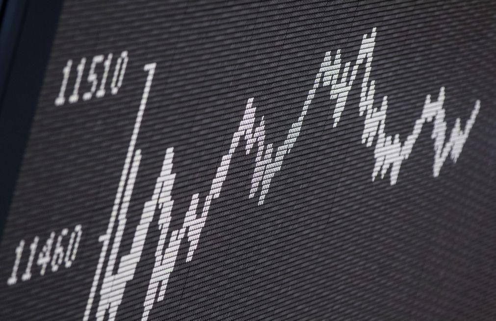 Bolsa de Tóquio abre a perder 0,15%