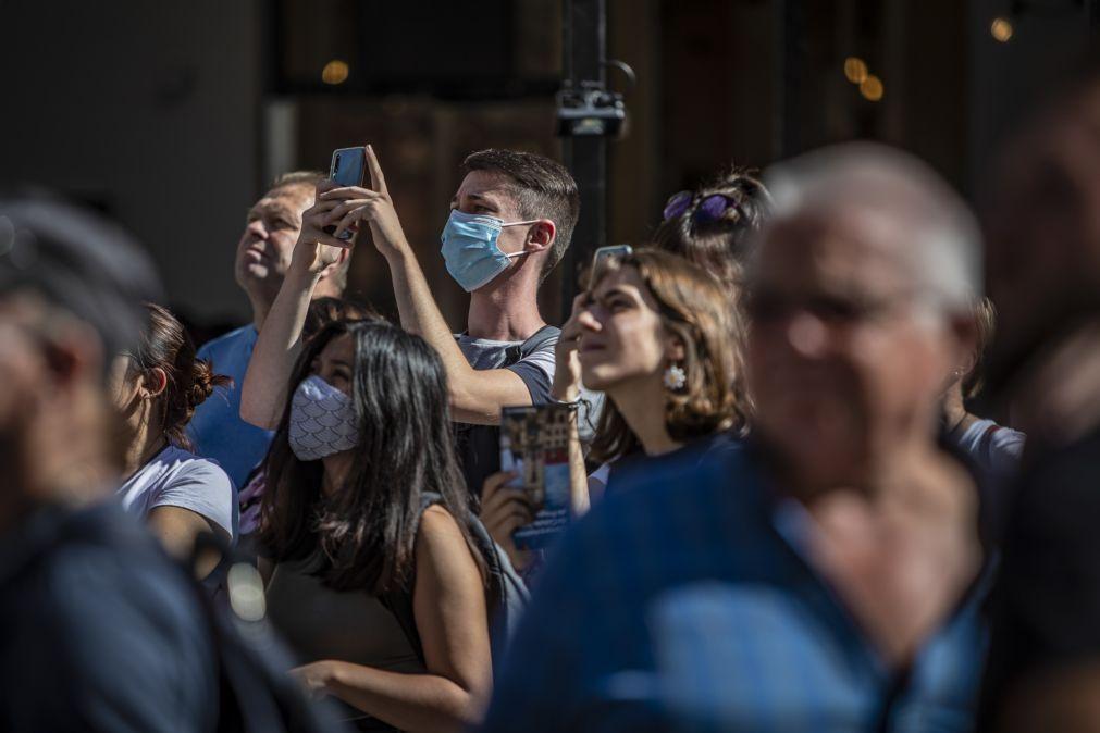 Covid-19: República Checa supera pela primeira vez 2.000 casos num dia