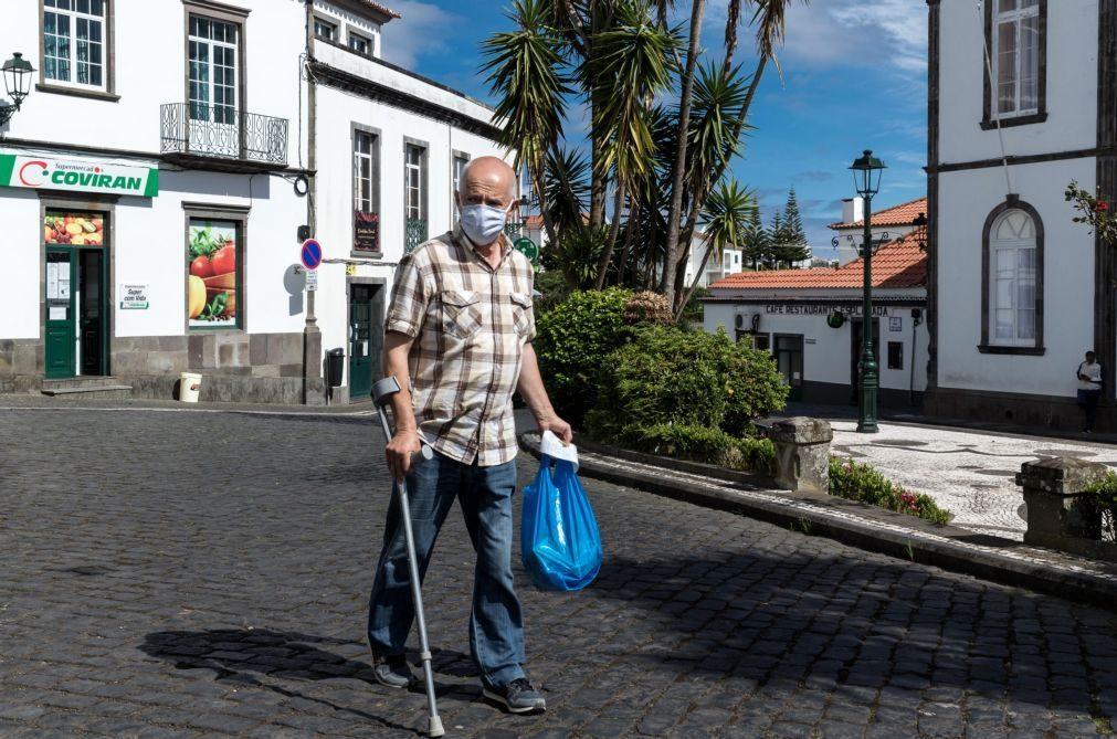 Covid-19: Açores com mais um caso e um doente recuperado nas últimas 24 horas