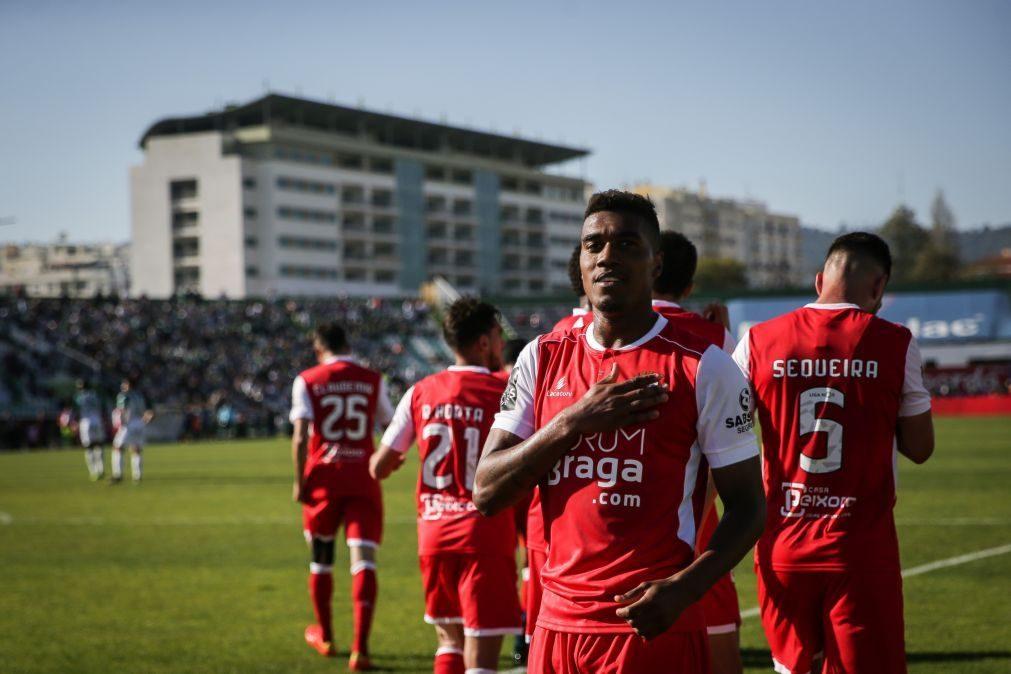 Sporting de Braga empresta Murilo ao Maiorca