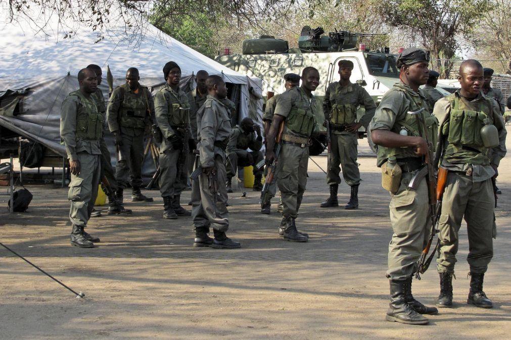 Moçambique/Ataques: Frelimo declara