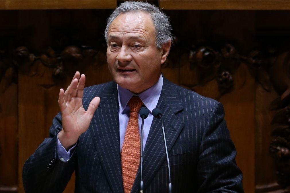 Adão Silva eleito líder parlamentar do PSD com 81 % dos votos