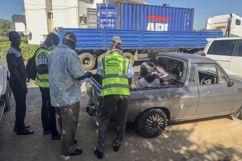 Covid-19: Detidos 31 malauianos por imigração ilegal no centro de Moçambique