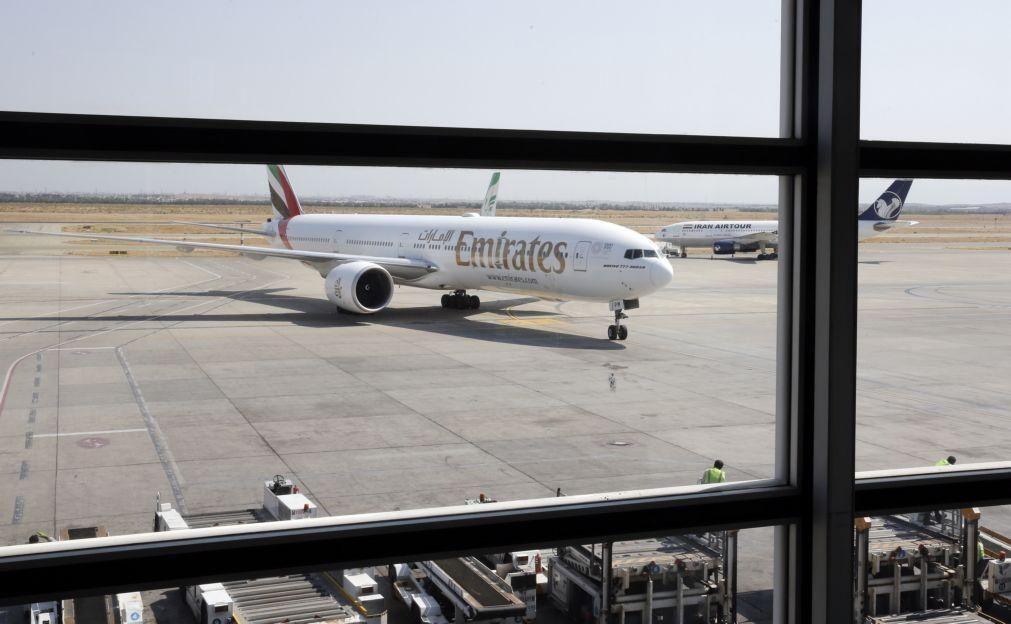 Covid-19: Emirates retoma voos para Angola a partir de 01 de outubro