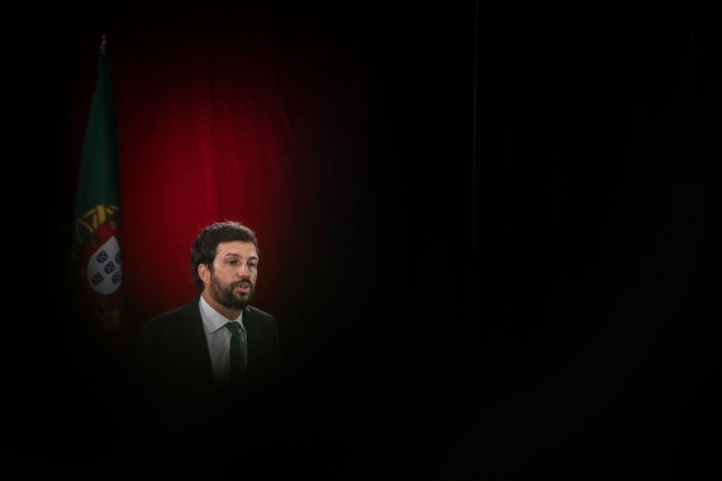 João Ferreira candidato de Abril e não a