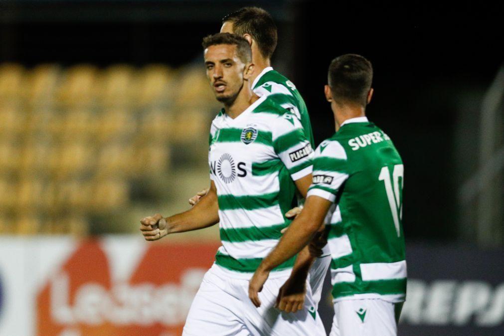 Covid-19: Jogo Sporting-Gil Vicente adiado