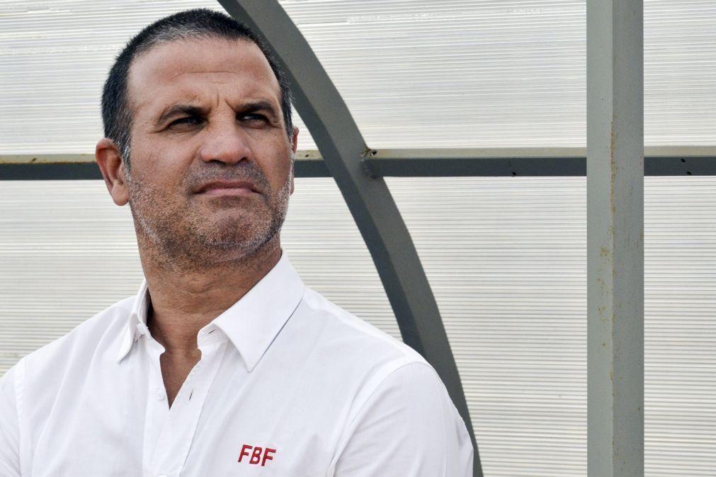 Português Paulo Duarte é o novo treinador do tetracampeão angolano 1º de Agosto