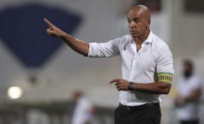 Treinador do Paços de Ferreira critica ausência de adeptos nos estádios