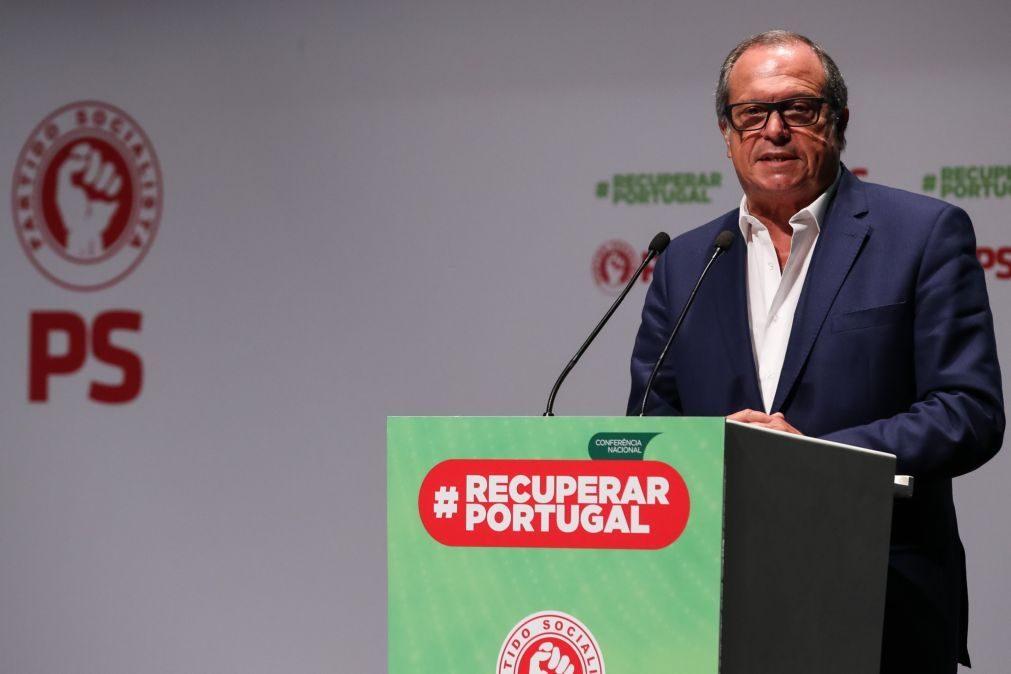 Carlos César diz que o próximo Presidente da República deve atuar