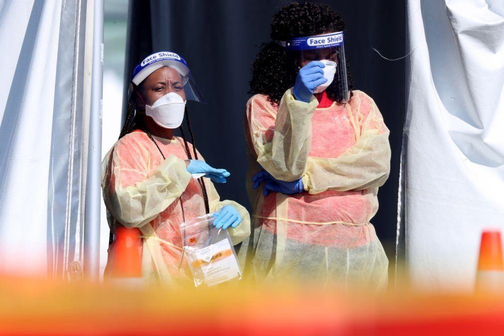 Covid-19: Estados Unidos perto dos 200 mil mortos desde o início da pandemia