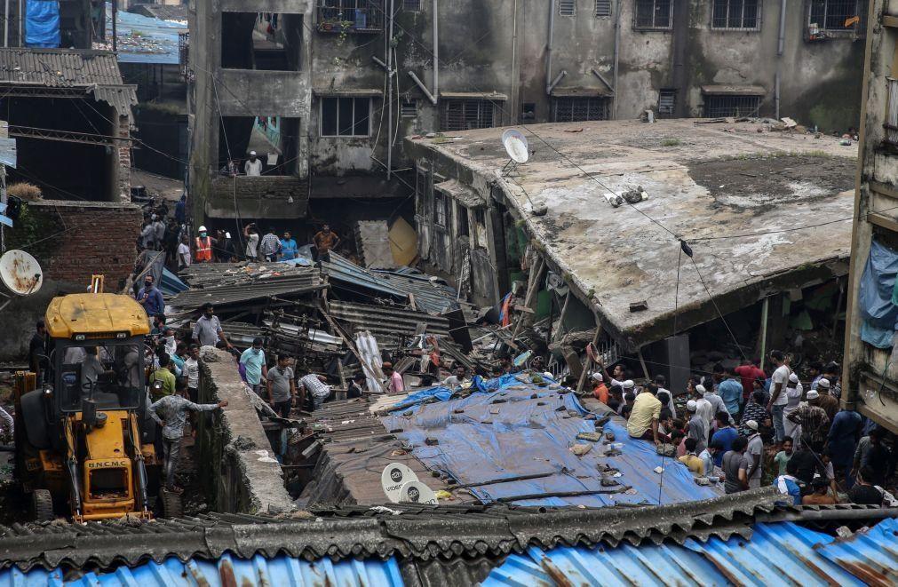 ALERTA | Desabamento de prédio faz pelo menos oito mortos