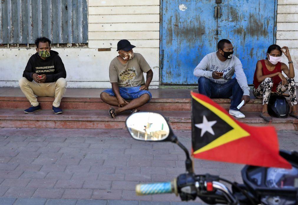 Covid-19: Timor-Leste novamente livre de casos da doença, com centenas em quarentena