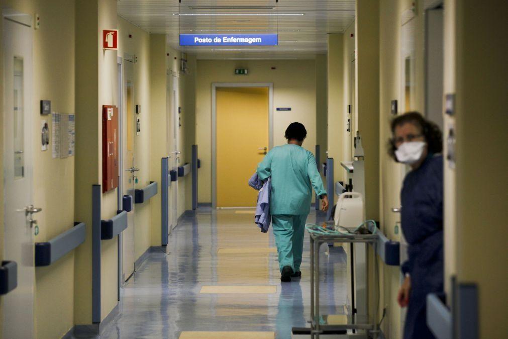 Covid-19: Ministério da Saúde cria 'task-force' para dar resposta a doentes não-covid