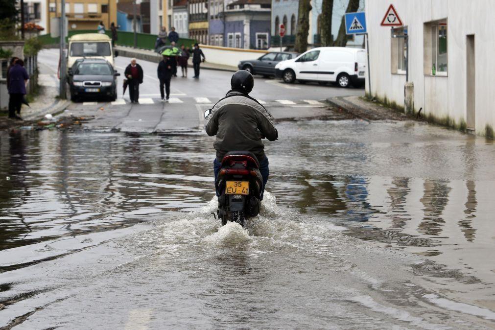 Obras de 1,4 milhões de euros tentam acabar com as cheias em Águeda