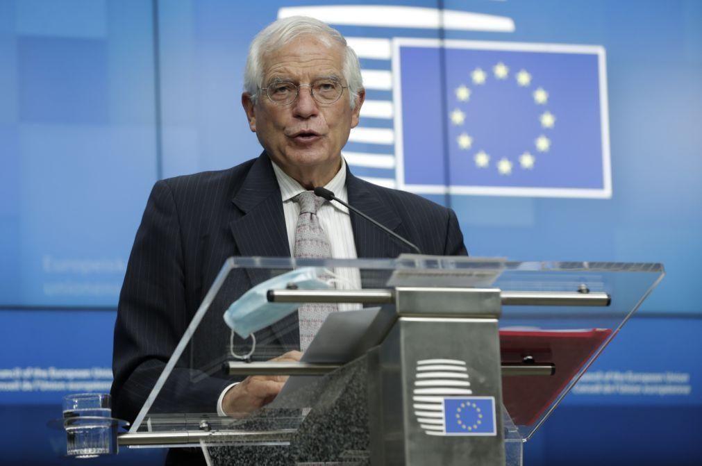 Instituições europeias divididas sobre data da cimeira com União Africana