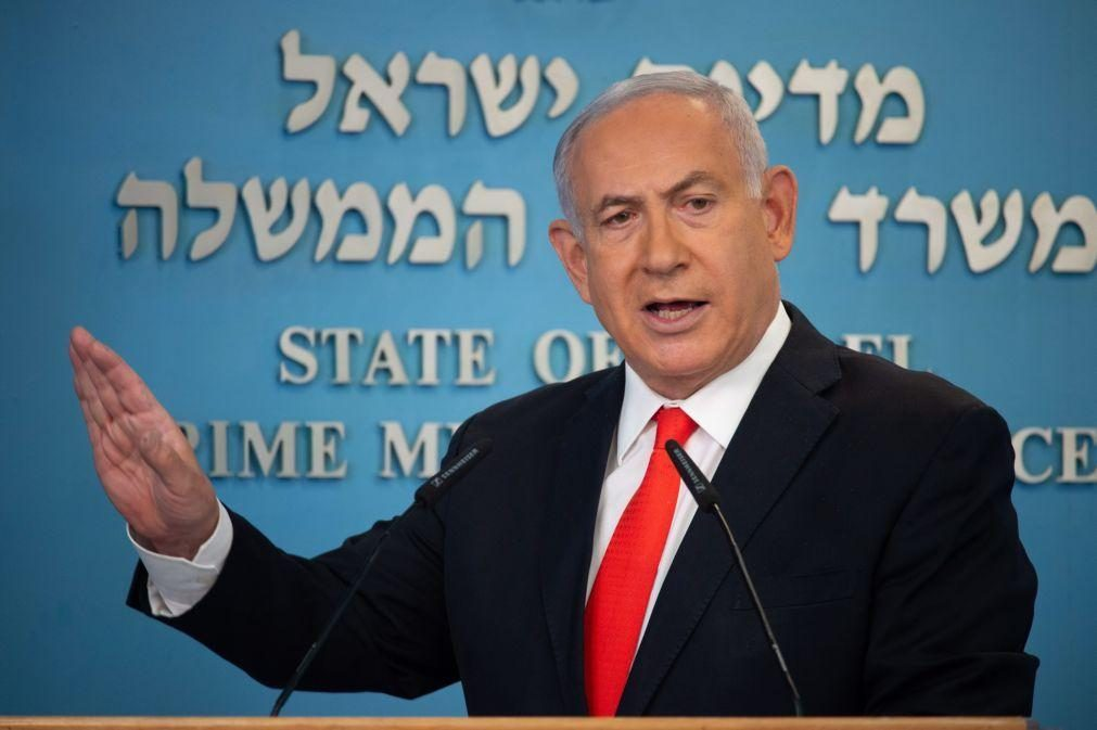 Covid-19. Mulher do primeiro-ministro de Israel acusada de violar confinamento