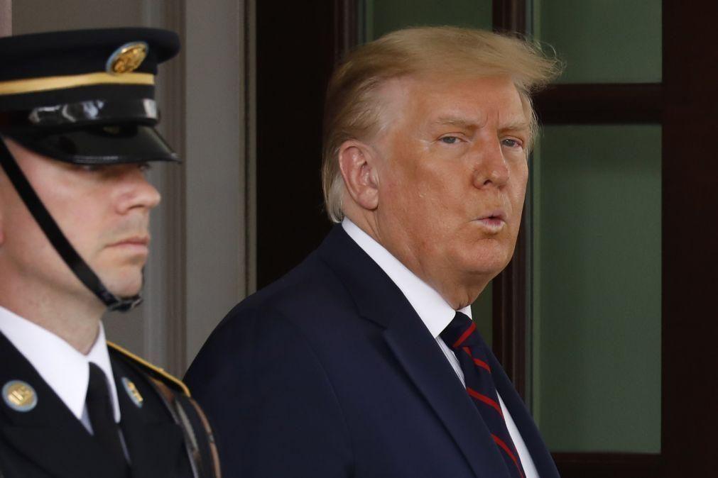 Trump pede à ONU para responsabilizar a China pela expansão da pandemia