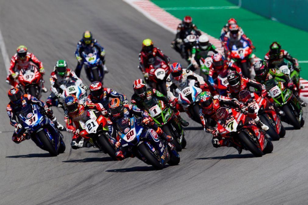 Mundial de superbikes regressa ao Estoril e terá dois portugueses em prova