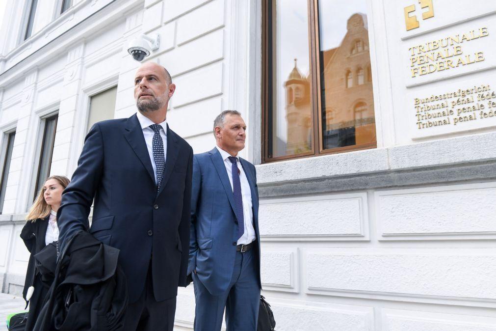 Três anos de prisão pedidos para Valcke, 28 meses para o presidente do PSG