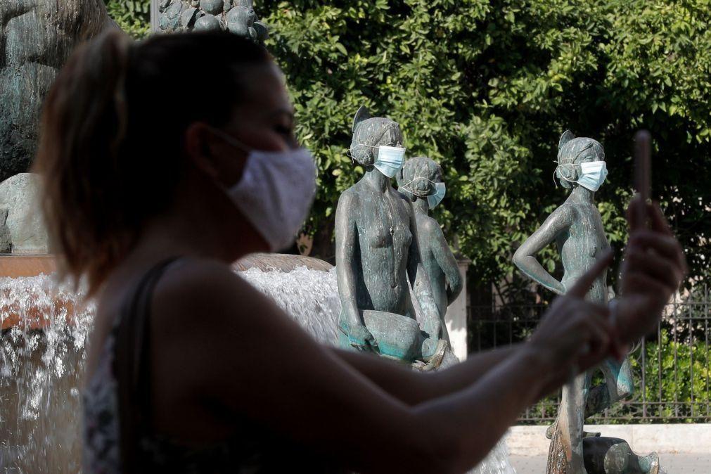 Covid-19: Espanha regista mais de 10 mil infeções e 241 mortes num dia