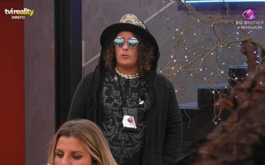 Big Brother. André Filipe está desaparecido da casa desde ontem