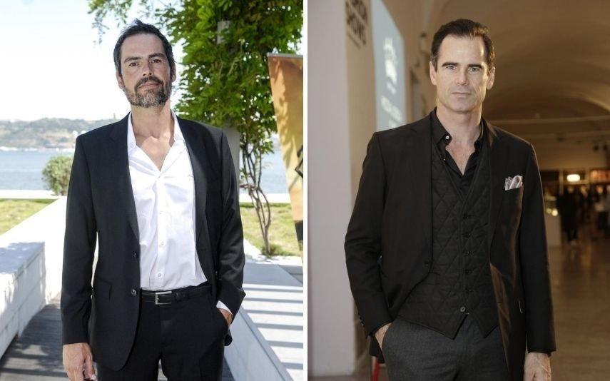 Viúvas não esquecem Filipe Duarte e Pedro Lima