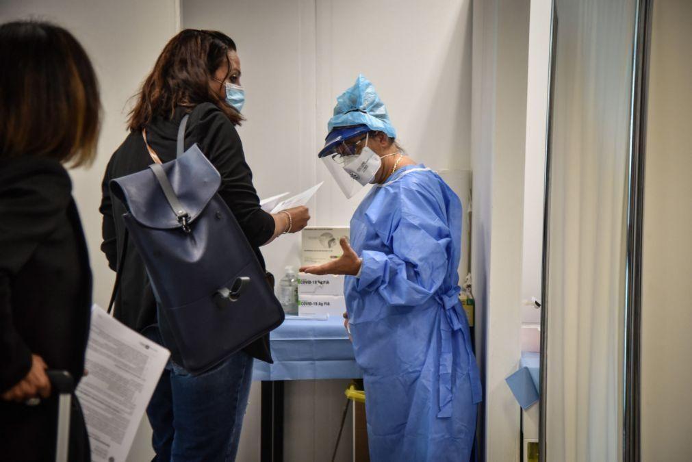 Covid-19: Itália regista 1.640 novos casos e 20 mortes nas últimas 24 horas