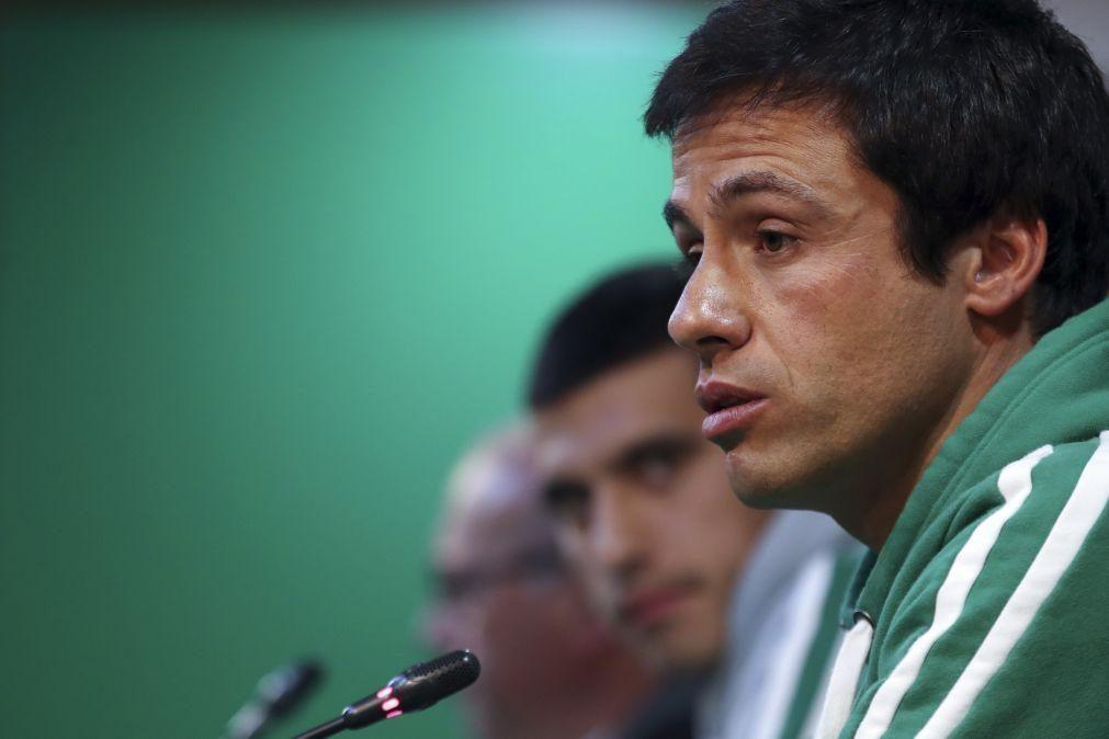 LE: Emanuel Ferro enaltece resposta do Sporting aos casos de infeção