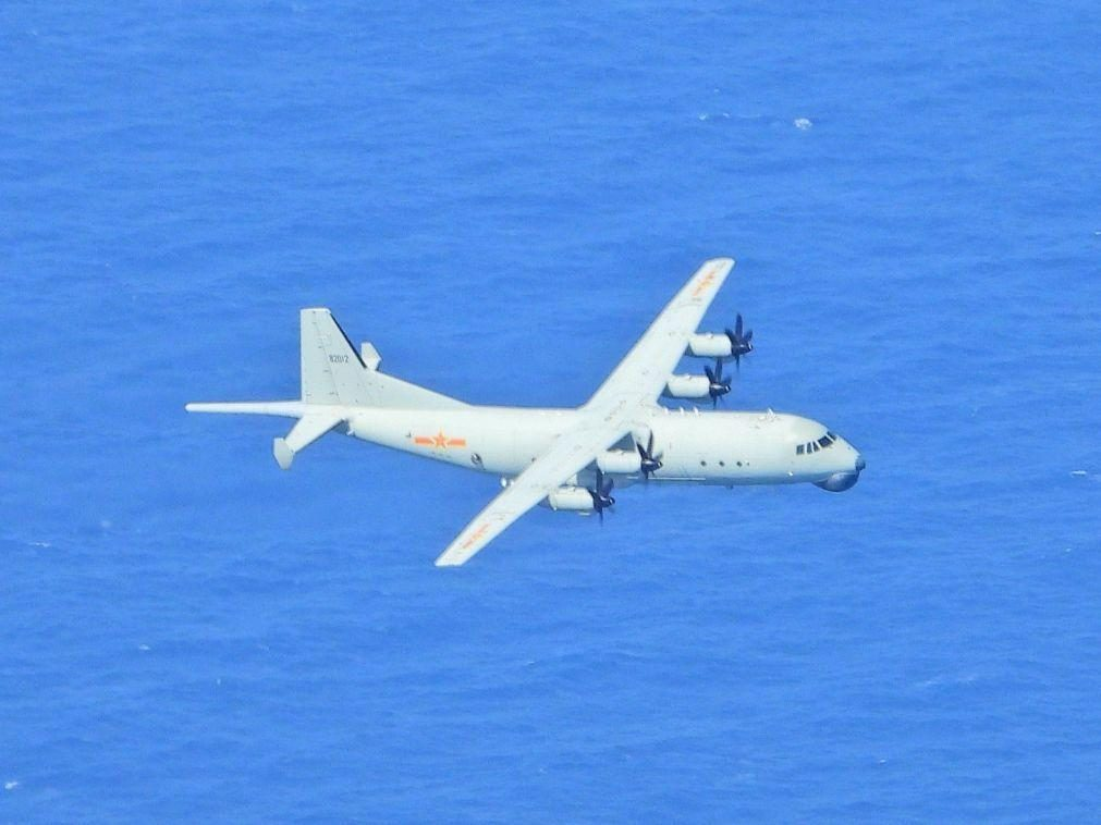 Taiwan diz que China enviou aviões militares para a ilha em três dias consecutivos