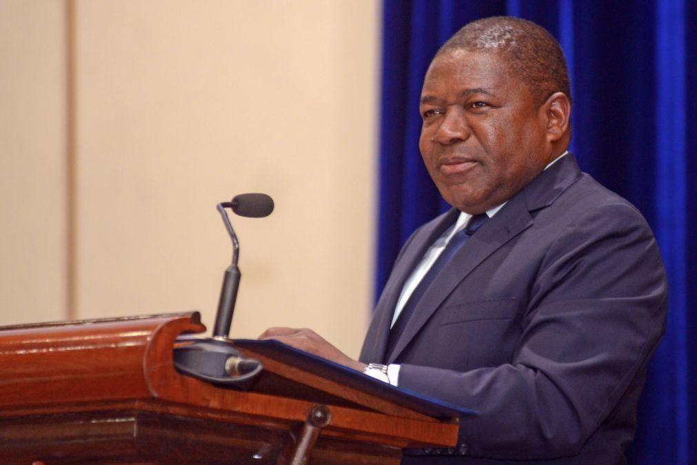 Moçambique/Ataques: PR diz que o país enfrenta
